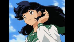 Kagome Higurashi, en hjältinna man inte tröttnar på